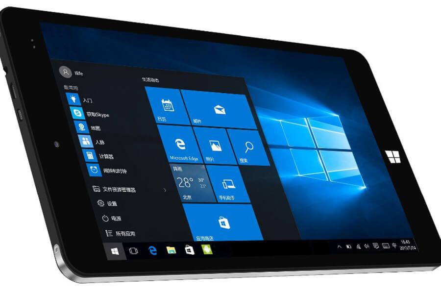 Chuwi Vi8 Plus – недорогой и мощный планшет на Windows 10