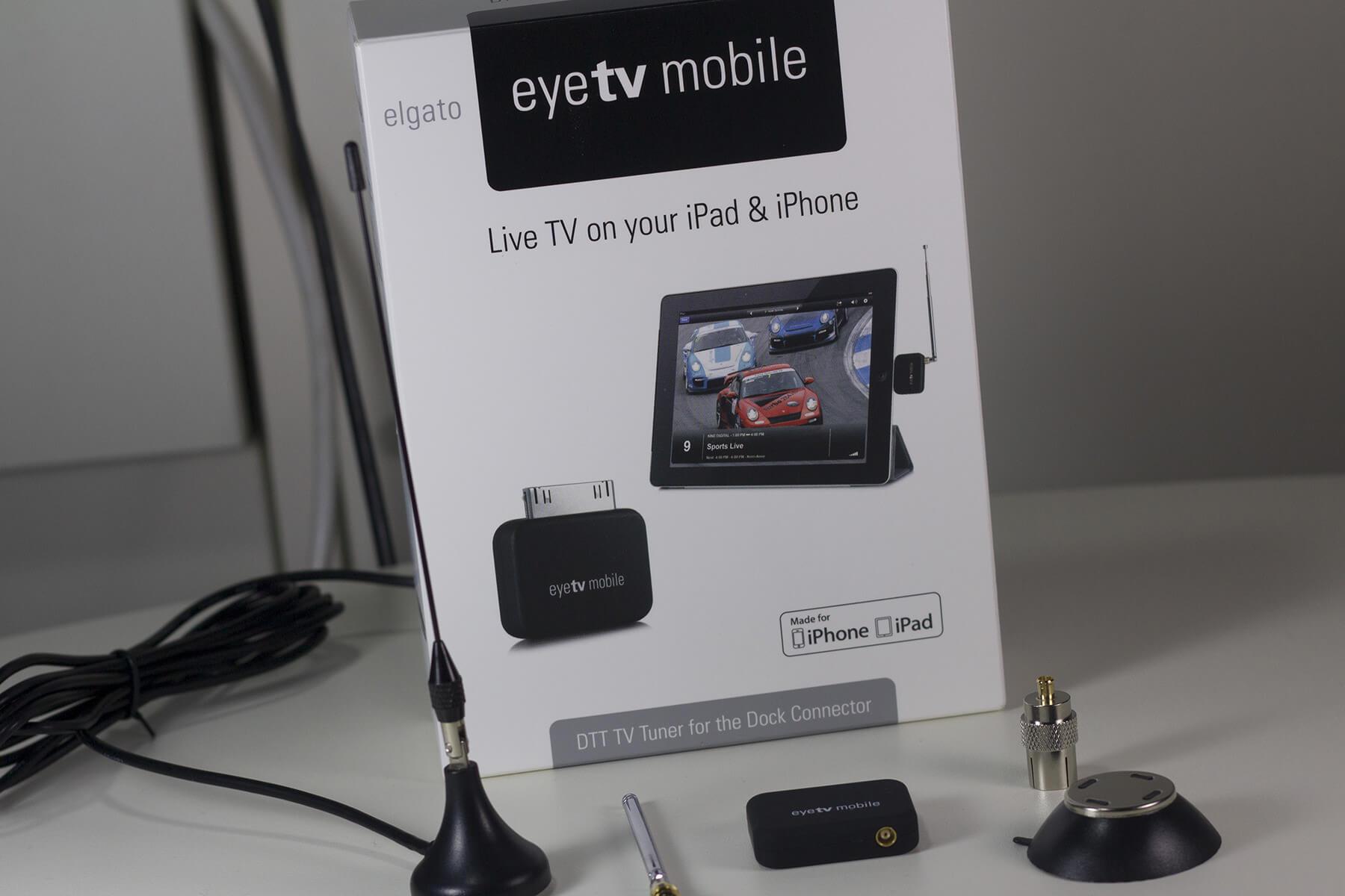 EyeTV mobile – смотрим телевидение на iPhone, iPad и Android без интернета