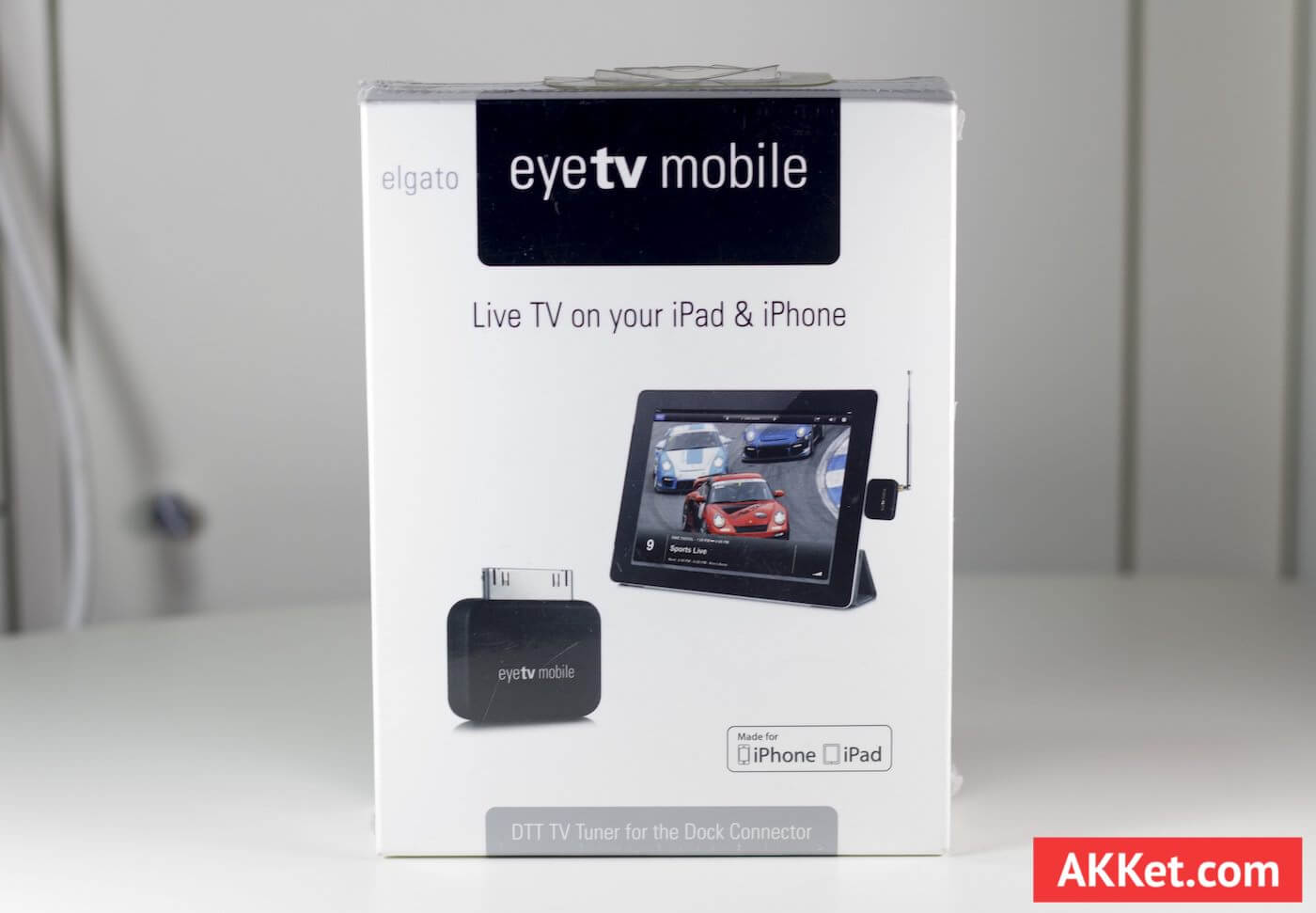 EyeTV mobile iPad iPhone Android app store