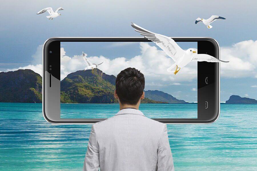 Супер бюджетный металлический смартфон Hontom HT3 3G на Android 5.1