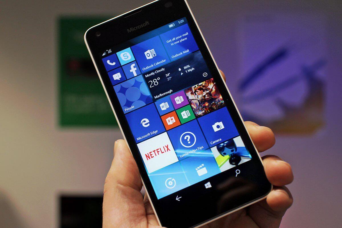 Microsoft представит Lumia 650 на Windows 10 Mobile в середине февраля