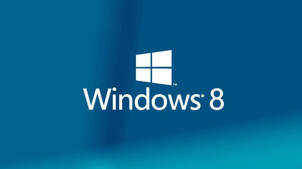 Microsoft Windows 8 9