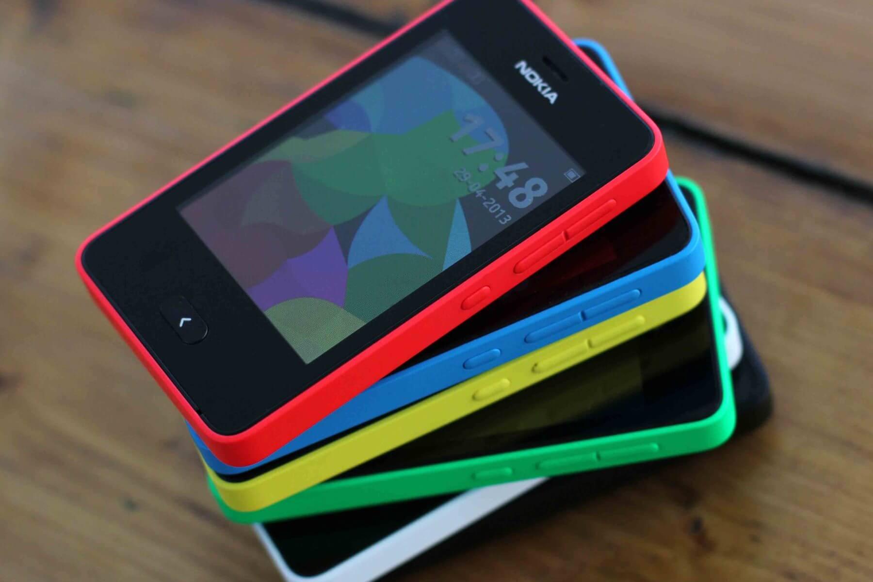 Фотографии прототипа смартфона Nokia F1 утекли в сеть
