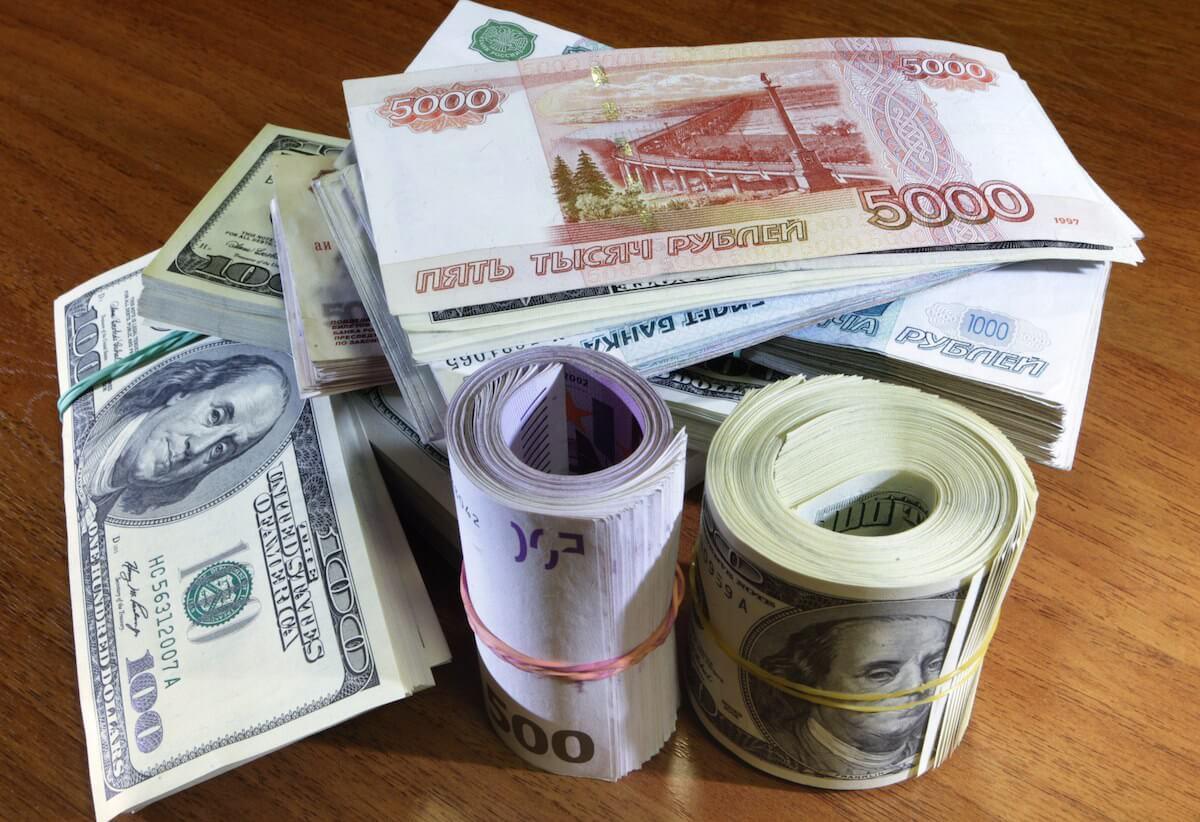 Рубль ДОллары Россия Apple Техника 3