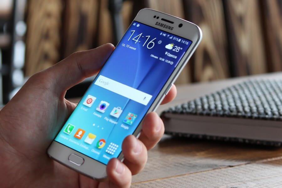 Новые снимки Samsung Galaxy S7 утекли в сеть