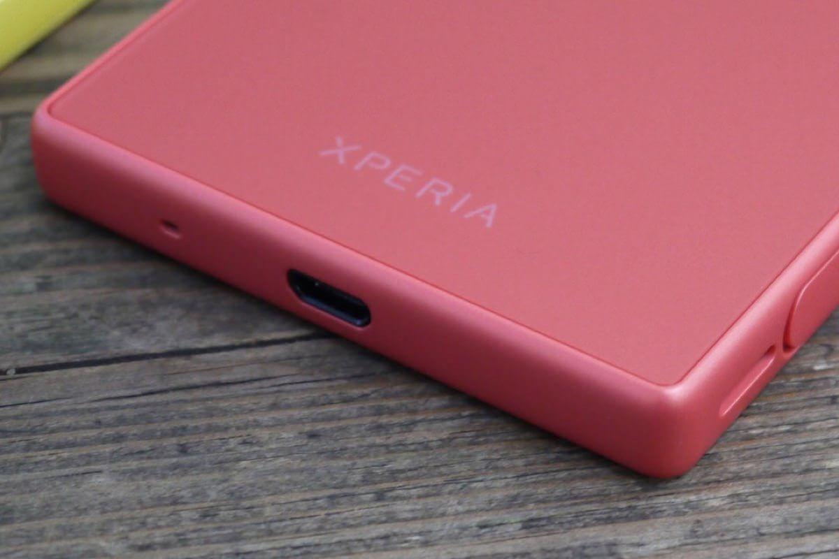 Смартфон Sony Xperia Z5 в розовом цвете представят 12 января