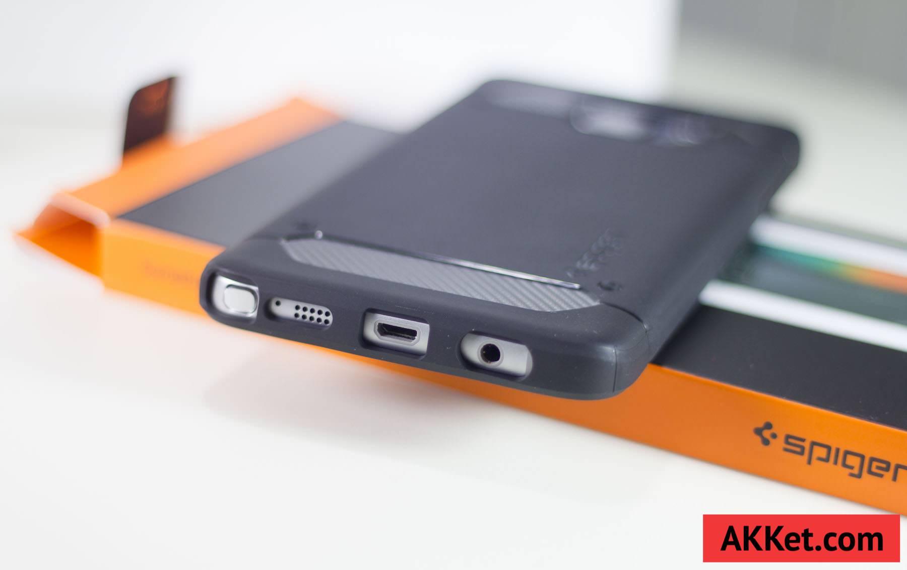 Spigen Rugged Armor Samsung Galaxy Note 5 10