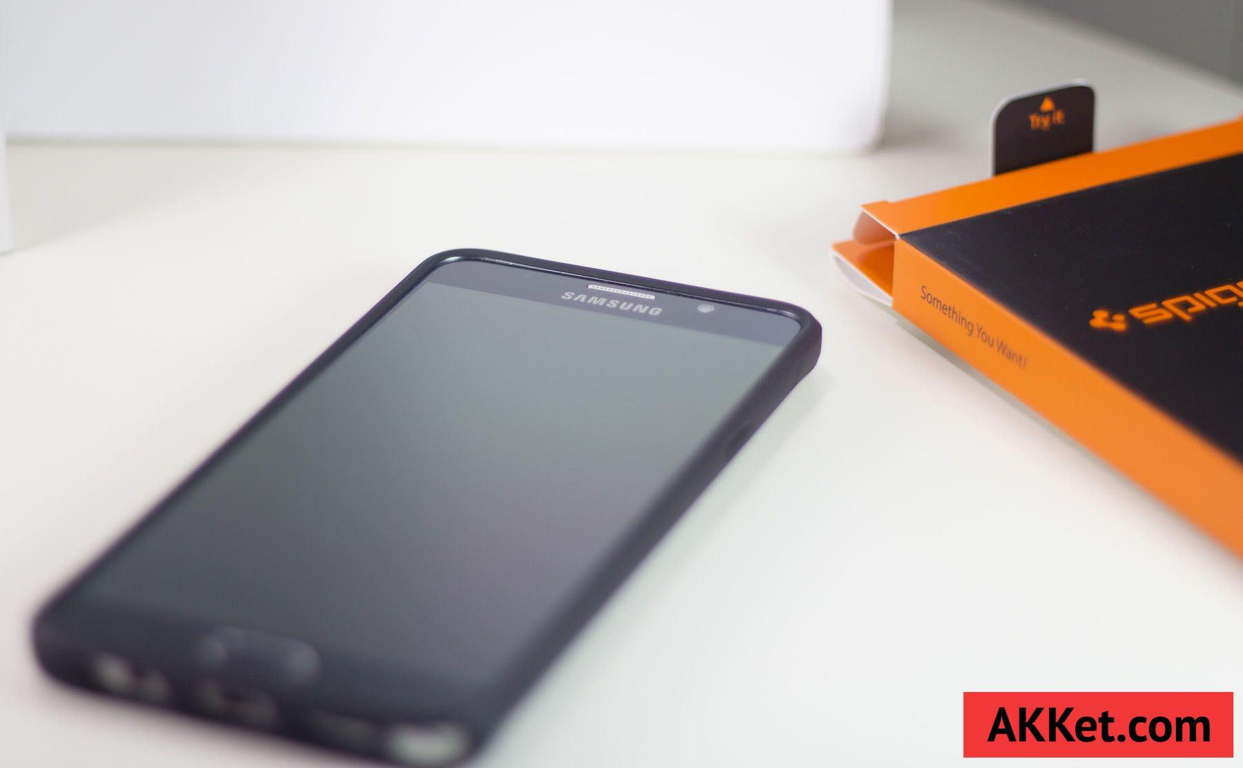 Spigen Rugged Armor Samsung Galaxy Note 5 11