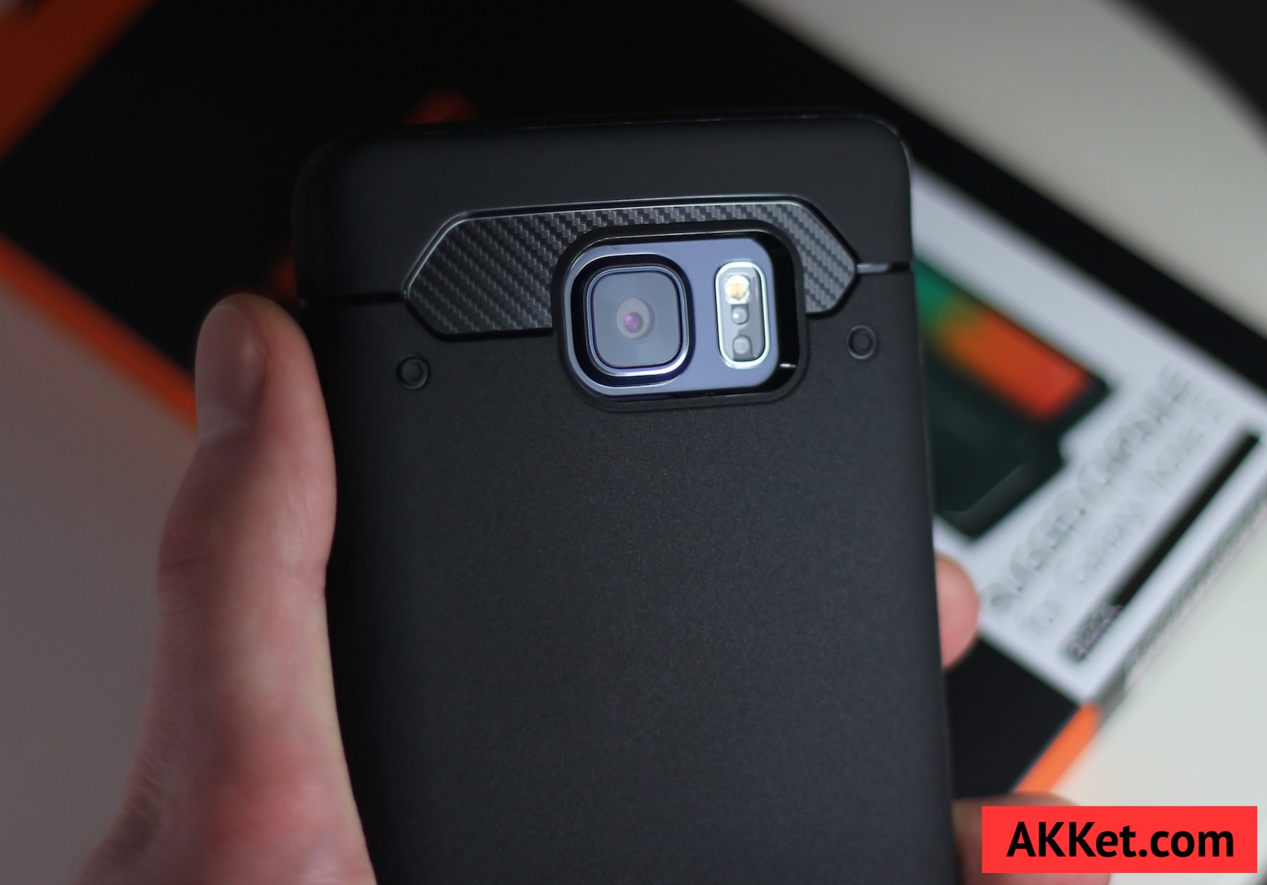 Spigen Rugged Armor Samsung Galaxy Note 5 14