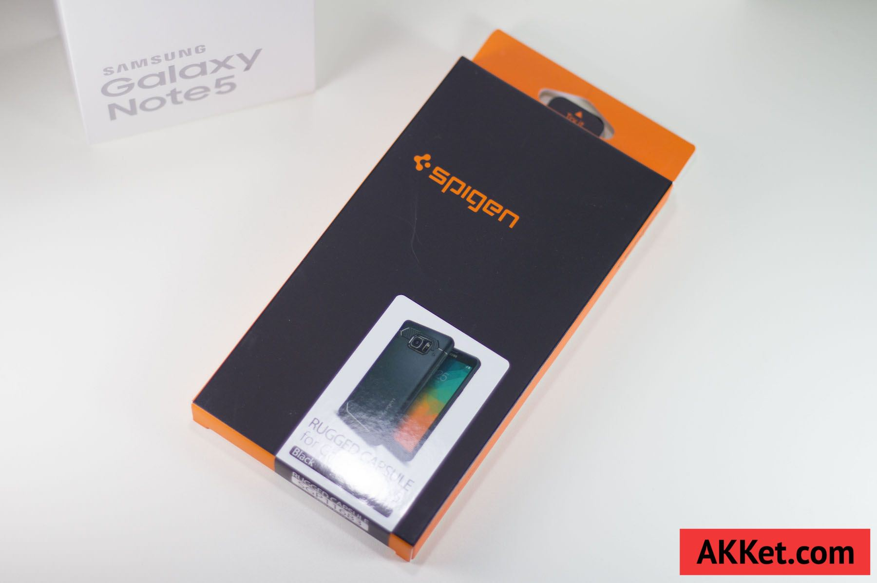 Spigen Rugged Armor Samsung Galaxy Note 5 2