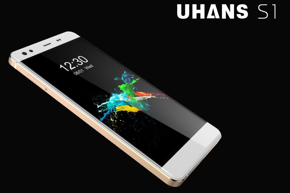 Представлен стильный и производительный смартфон Uhans S1