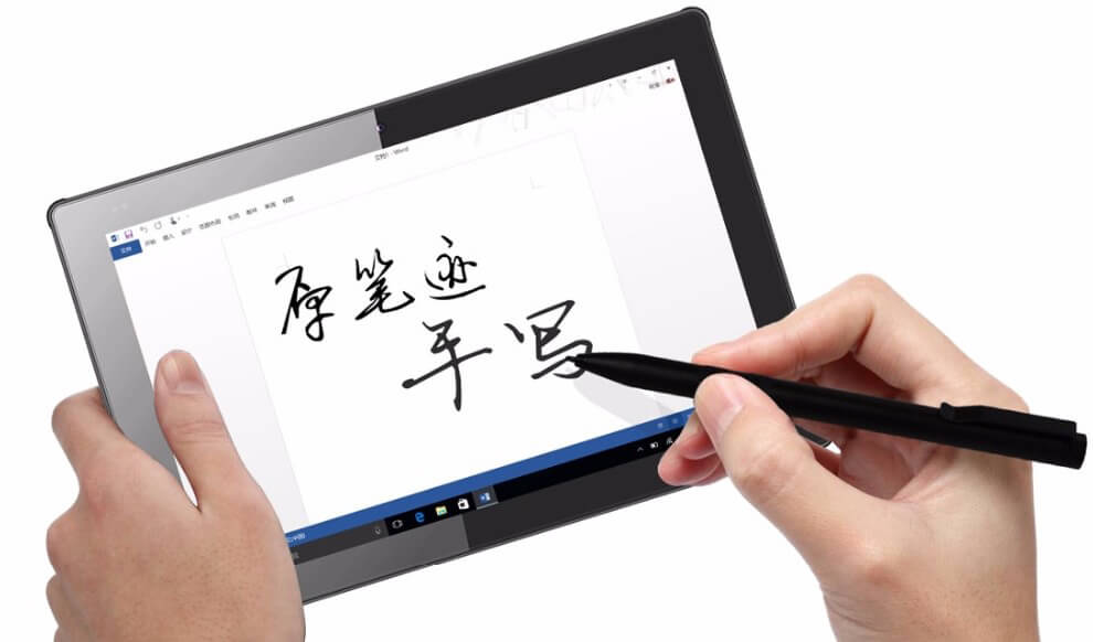 Vido W10D Windows 10 Android 4.4 Tablet PC 1