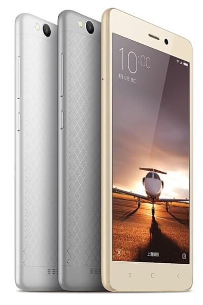 Xiaomi Remdi 3 1