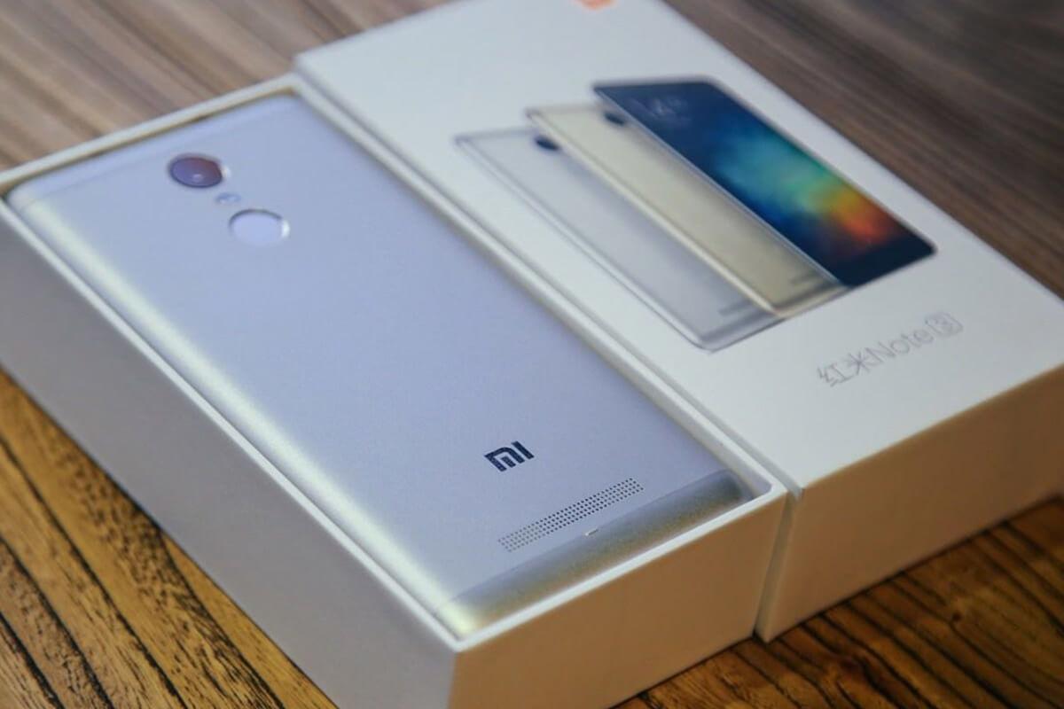Xiaomi официально представила смартфон Redmi 3