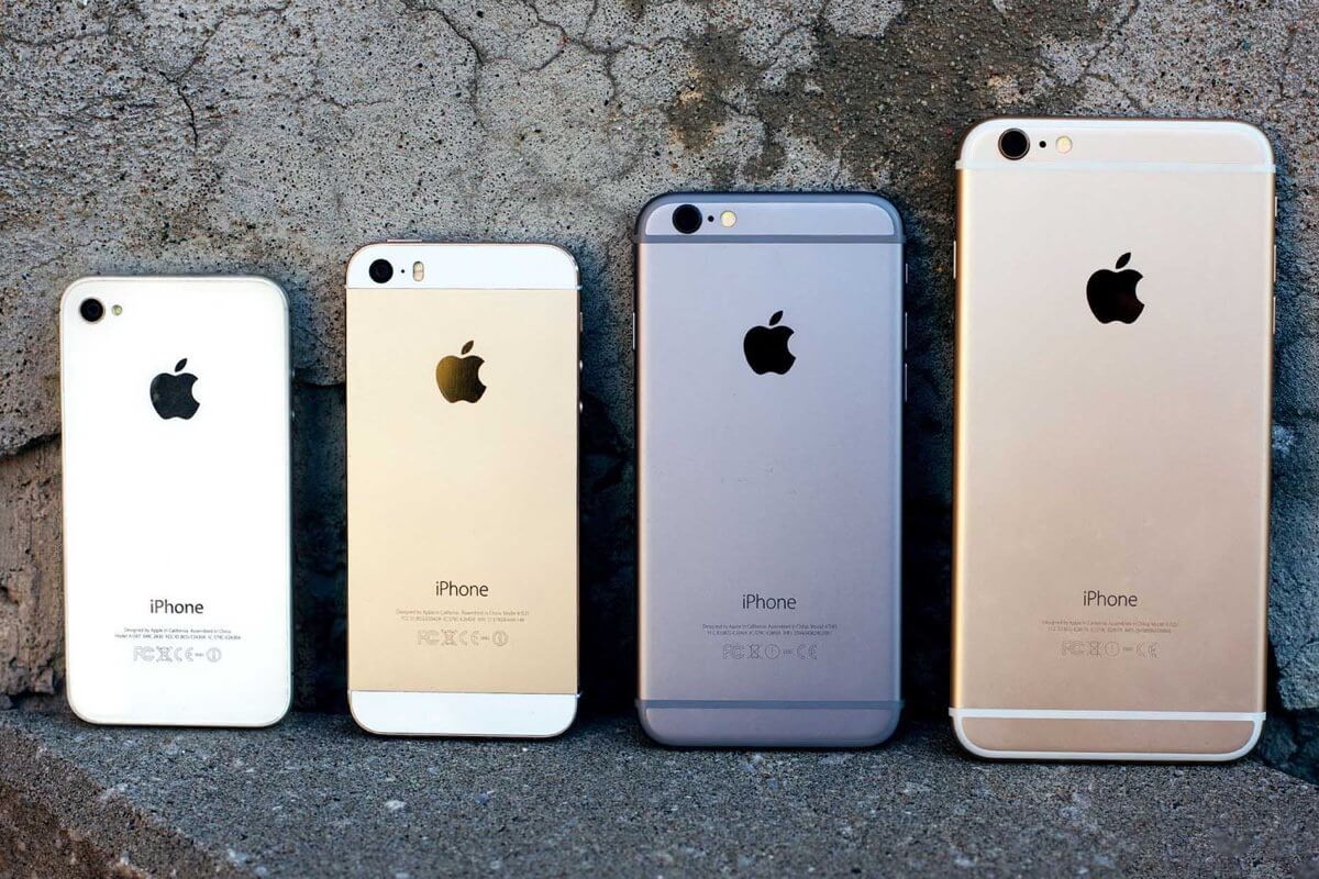 iPhone 6s Plus iPhone 6 Plus iPhone 5s iPhone 5 iPhone 4s apple 2