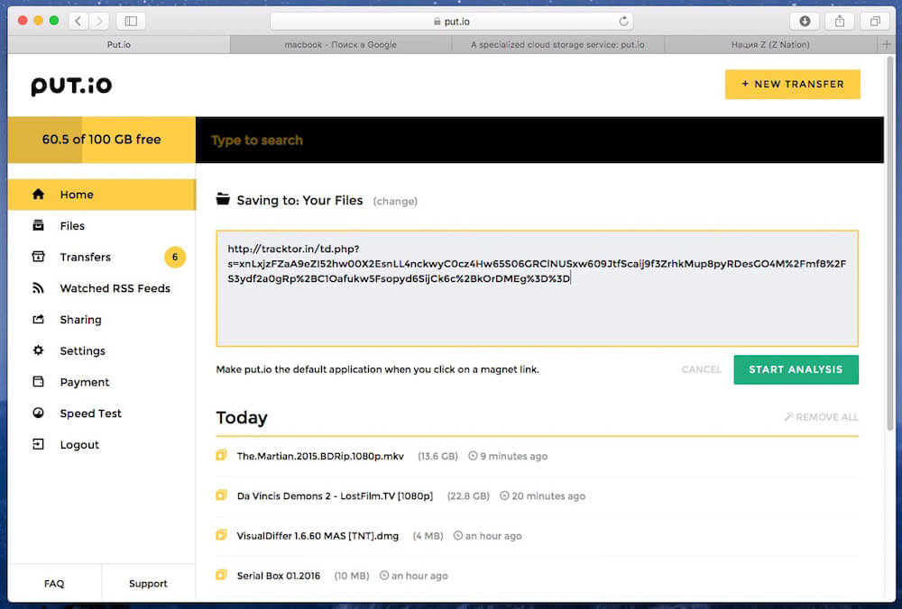review torrent online download put.io 11