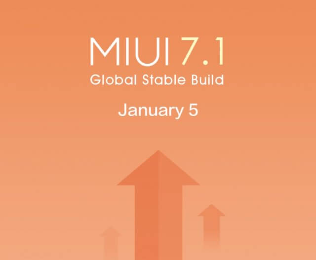 xiaomi mini 7.1 update install android 2