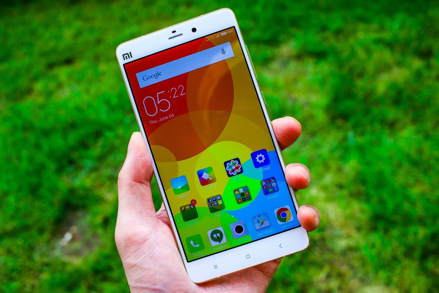 Xiaomi выпустила новую фирменную оболочку MIUI 7.1