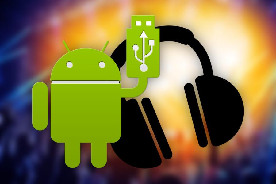 Как передать музыку на Android с компьютера под управлением Mac OS X