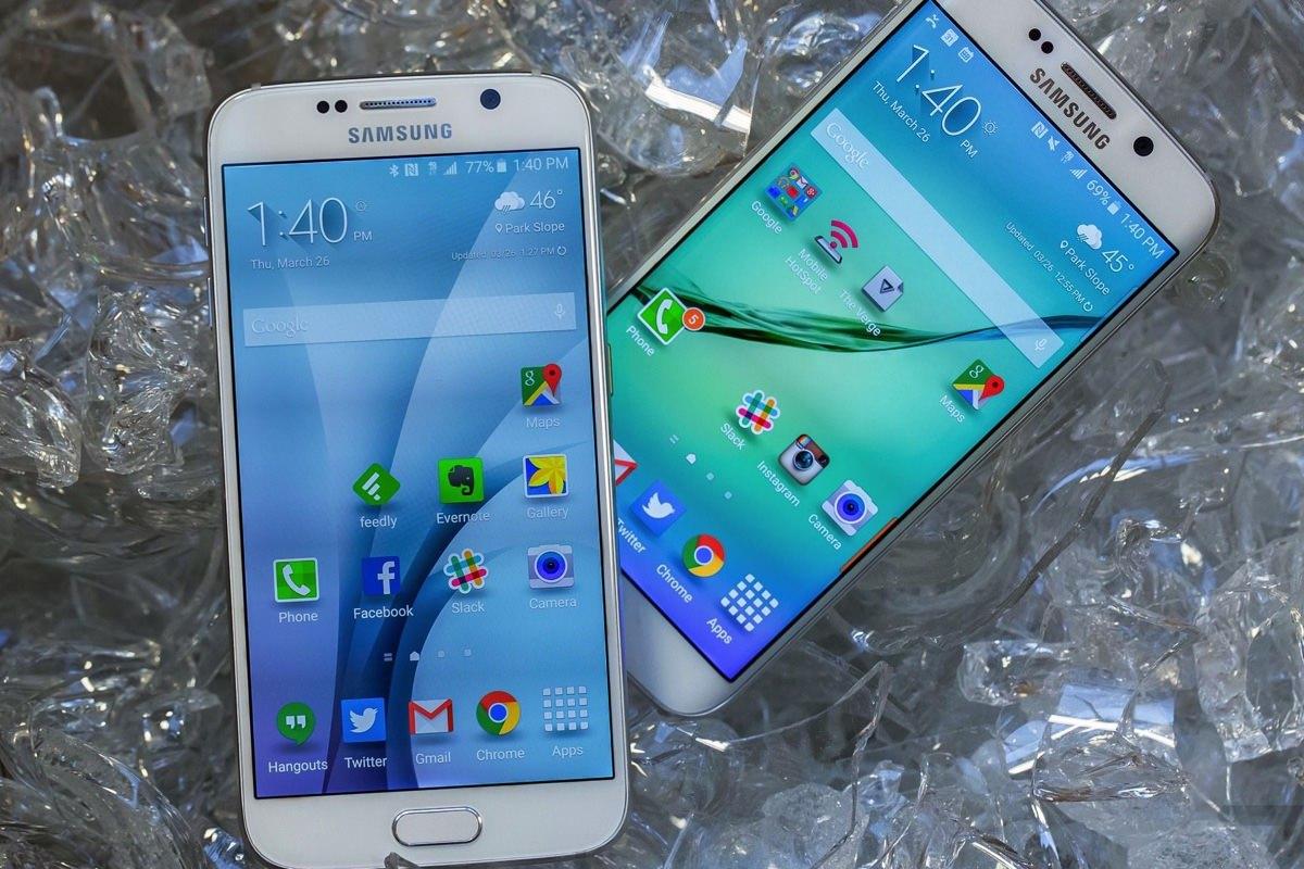 Названа точная стоимость Samsung Galaxy S7 и Galaxy S7 edge