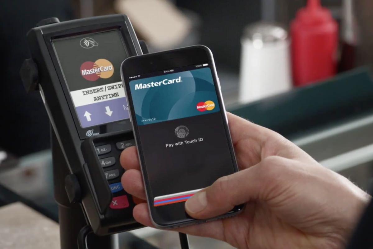 Платежная система Apple Pay представлена в Китае