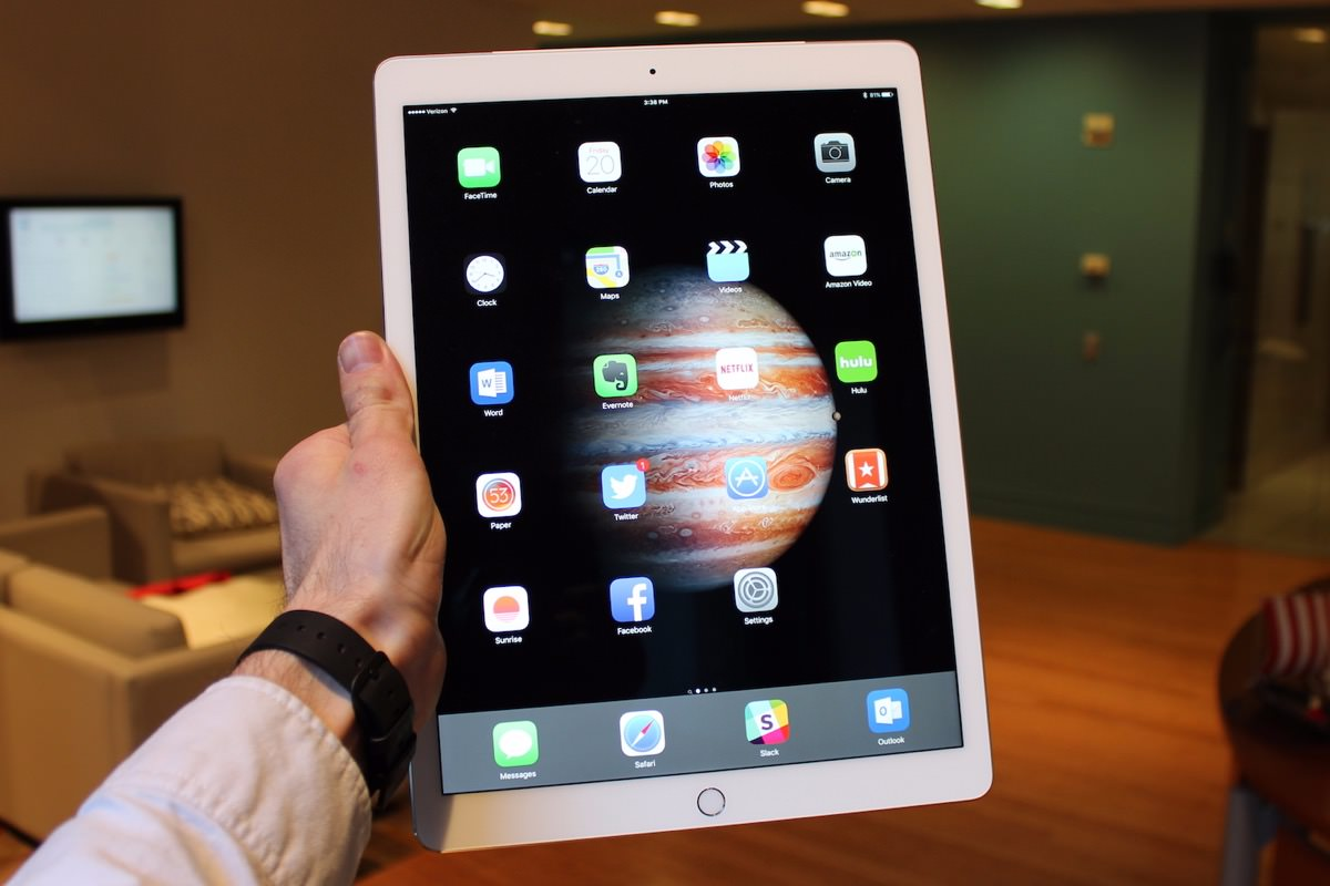 На презентации в марте Apple представит 9,7-дюймовый iPad Pro