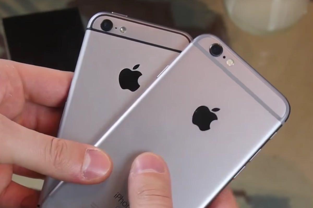 Видеообзор iPhone 5se и сравнение с iPhone 6s попал в сеть