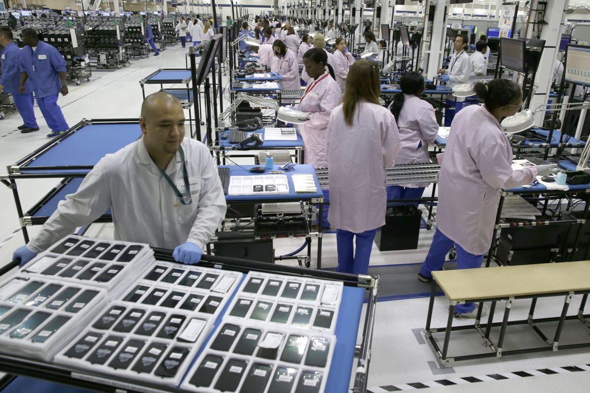 Саратовская область хочет заняться производством iPhone 7