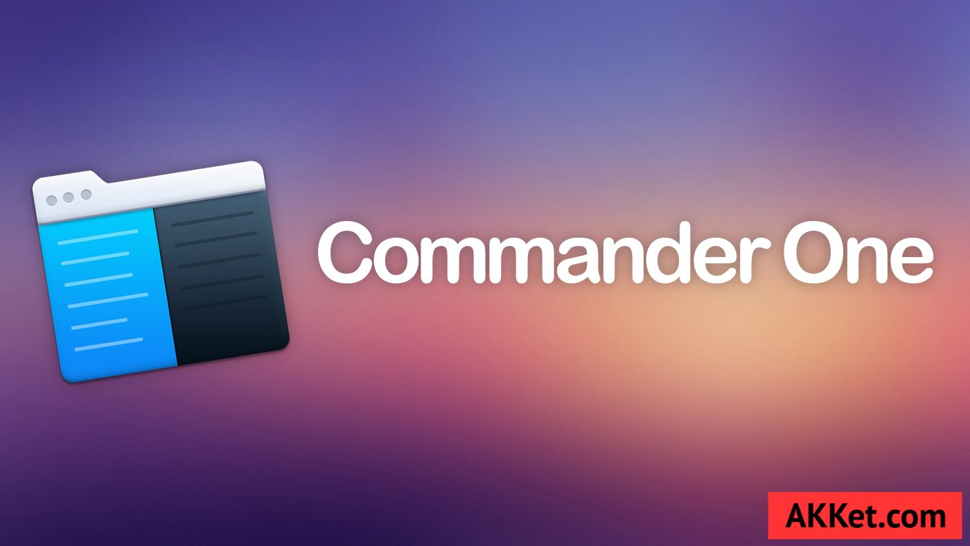 Commander One 2