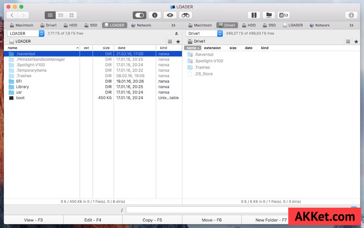 Commander One OS X Download Mac 2