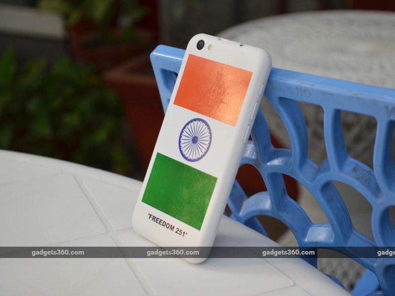 Freedom 251 smartphone 1 3