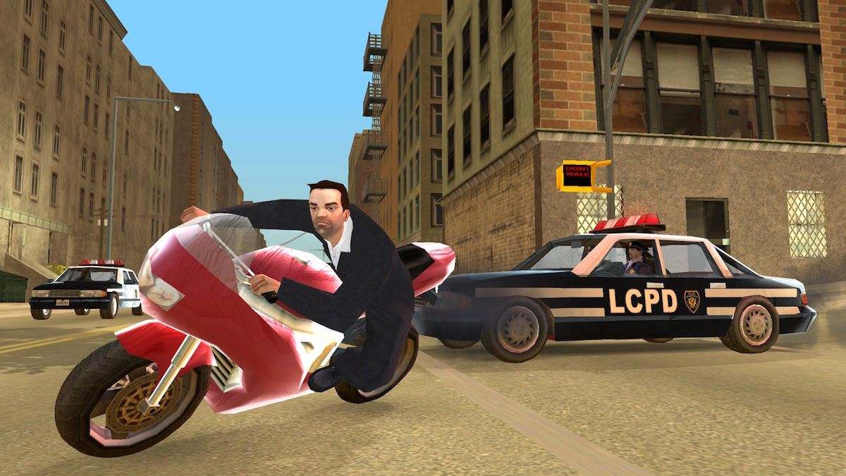 Grand Theft Auto Liberty City Stories Android Google Play