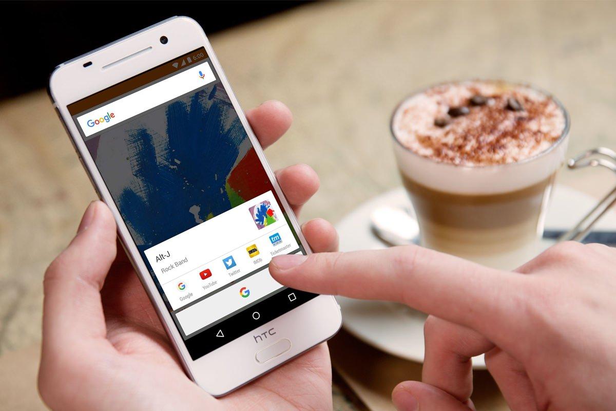 Снимок HTC One M10 в черном цвете попал в сеть