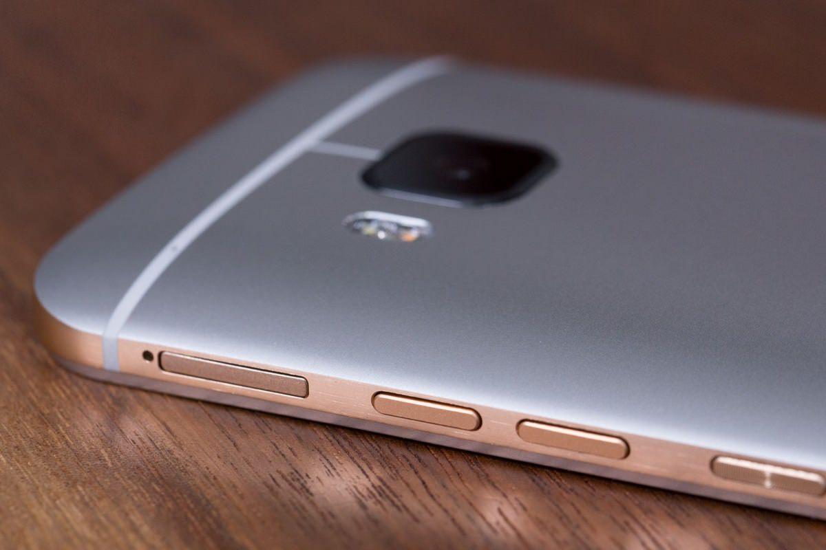 Фотография HTC One M10 утекла в Интернет