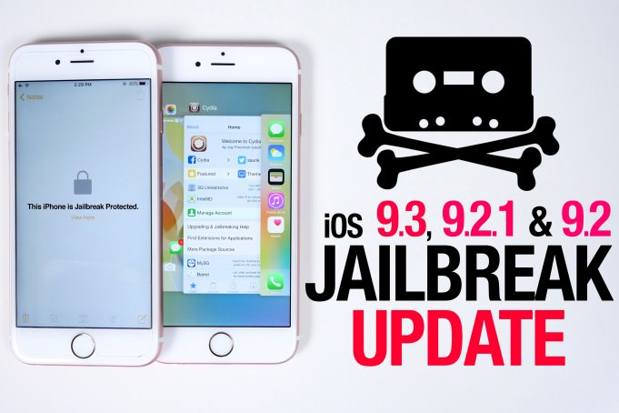 Jailbreak iOS 9.1 iOS 9.2 iOS 9.3 beta download hack cydia tweak iPhone iPad ipod touch