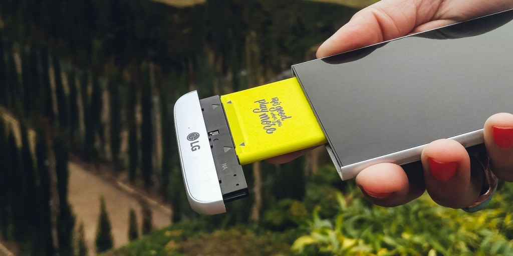 LG G5 MWC 2016 2