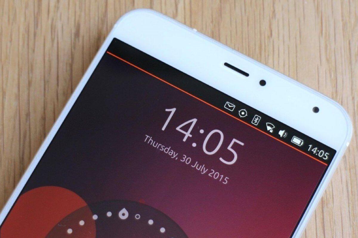 Meizu презентовала смартфон Pro 5 Ubuntu Edition