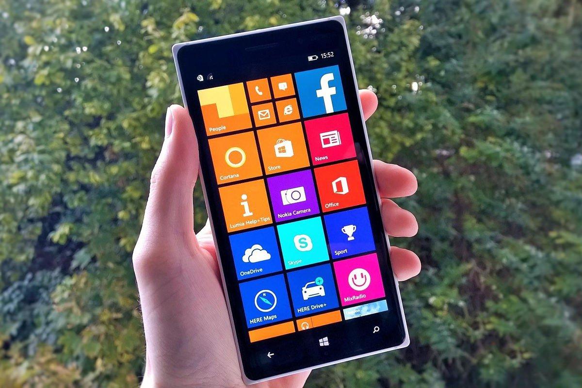 Microsoft создала новую ОС для своих смартфонов