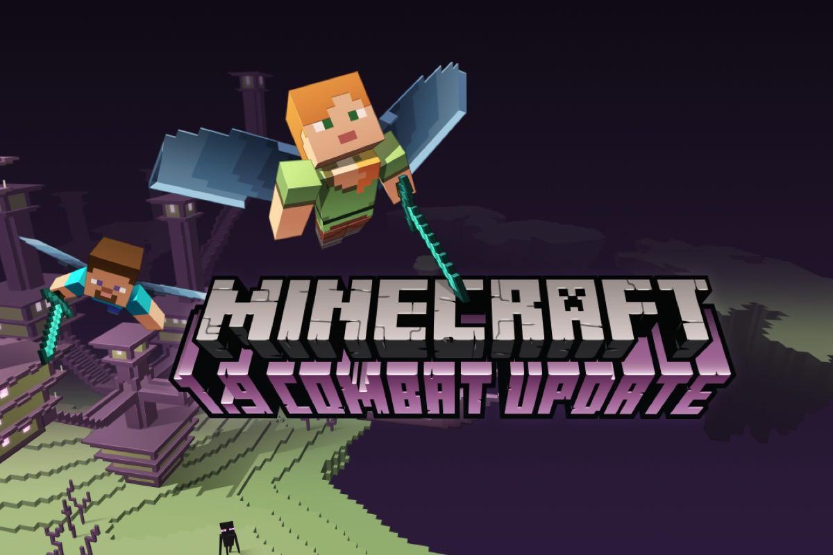 Обновление Minecraft 1.9 стало доступно для загрузки