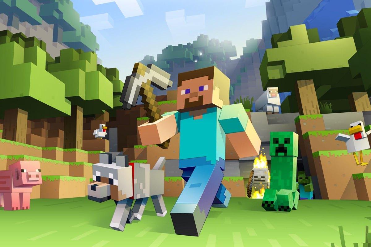 Обновление Minecraft 1.9 выйдет в этом месяце