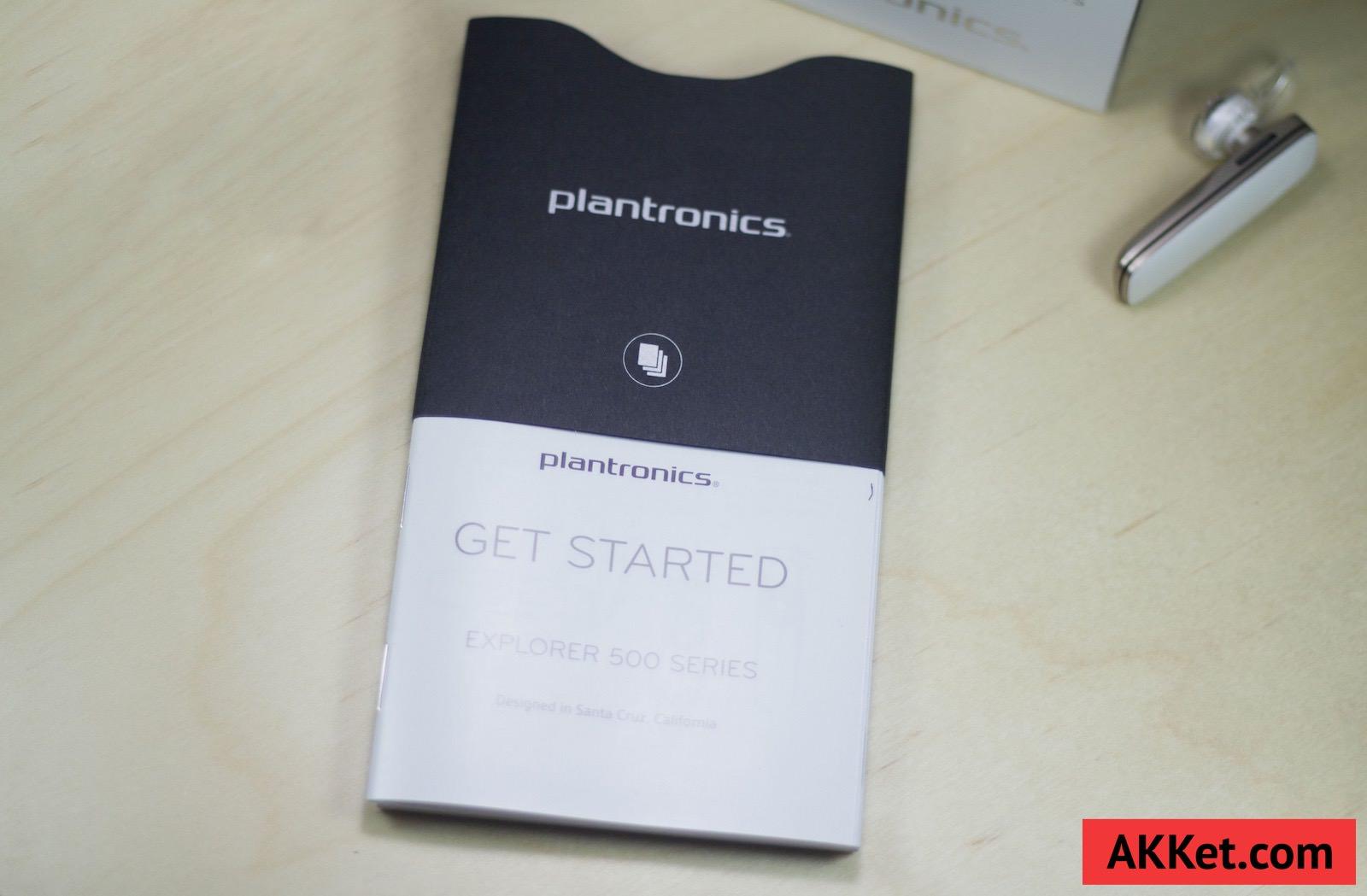 Plantronics Explorer 500 7