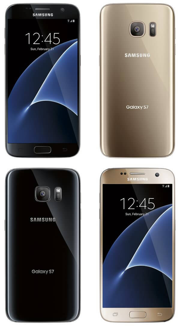 Стала известна стоимость Samsung Galaxy S7 и Galaxy S7 edge в России