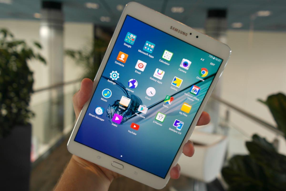 Бенчмарк раскрыл информацию о планшете Samsung Galaxy Tab S3