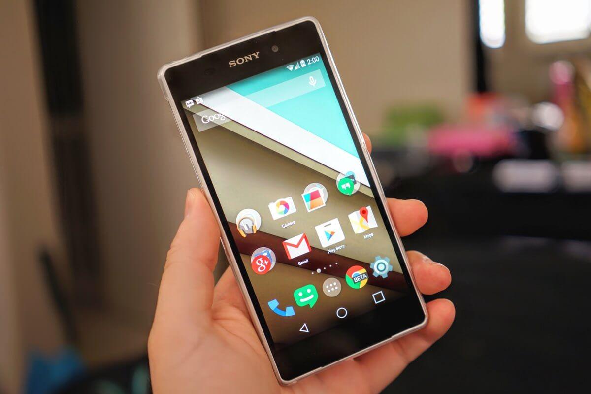Android 6.0 Marshmallow выйдет для Sony Xperia Z5, Z4 Tablet и Z3+ в марте