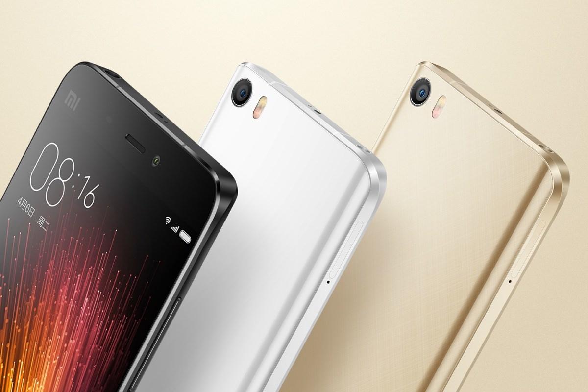 Xiaomi представила на MWC 2016 флагманский смартфон Mi5