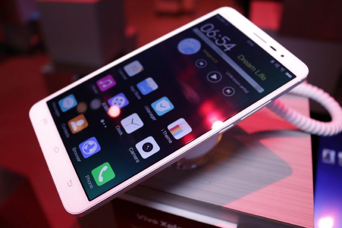 Xplay 5 станет первым в мире смартфоном с 6 ГБ оперативной памяти
