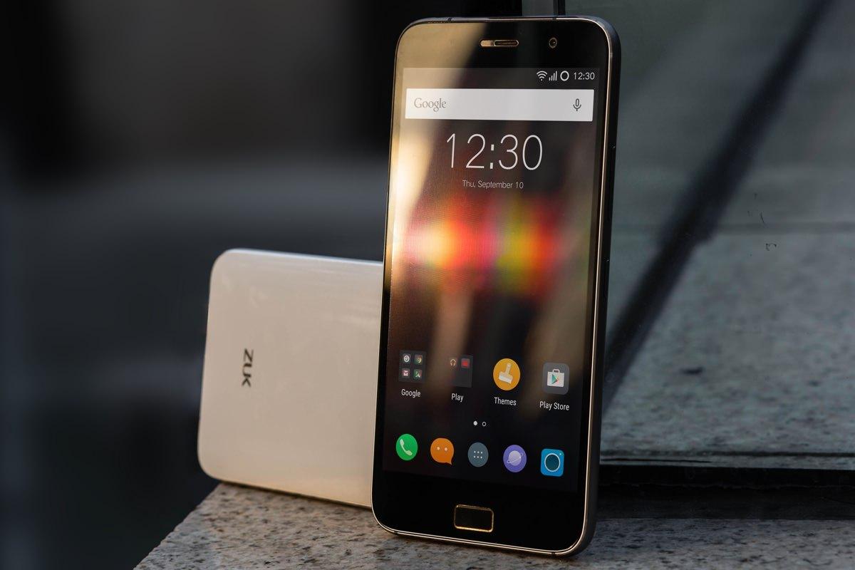 ZUK выпустит смартфон на Cyanogen OS и чипе Snapdragon 820