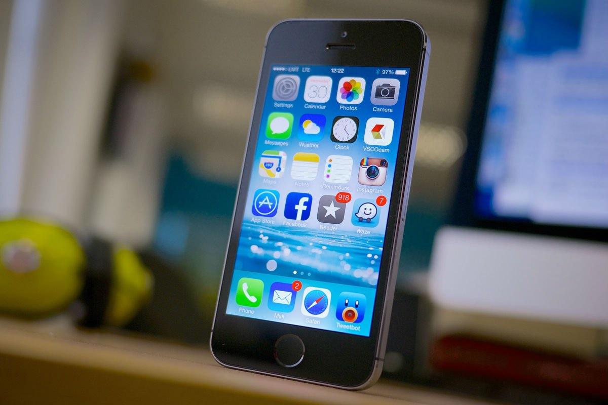 Продажи iPad Air 3 и iPhone 5se начнутся 18 марта