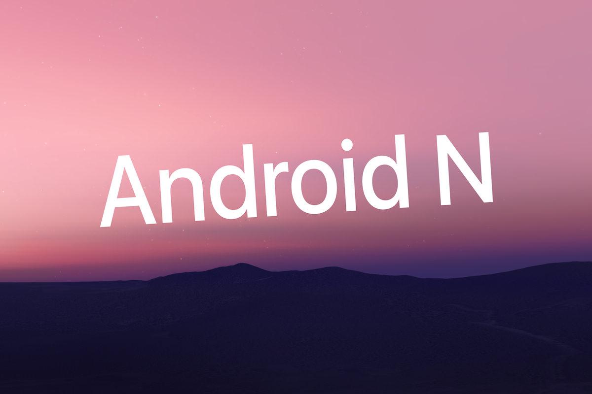 Скачать бета-версию Android N для устройств Nexus