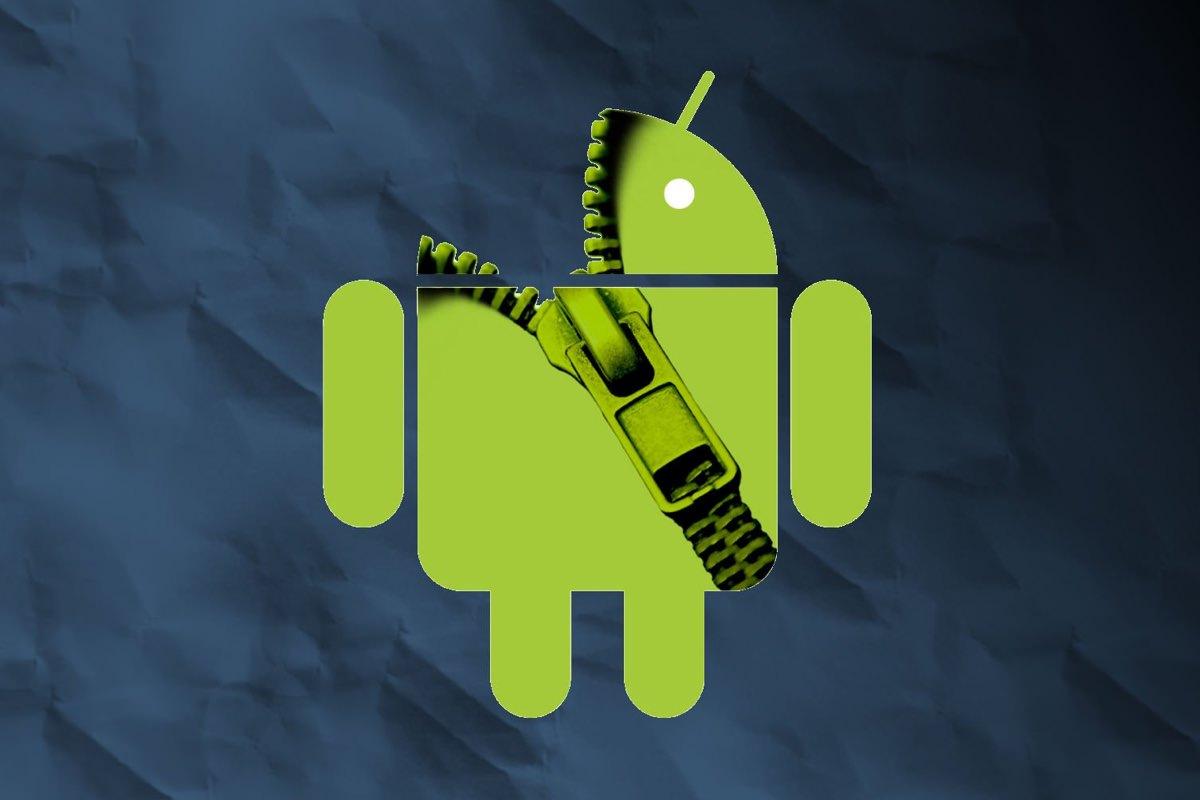 Android Virus Triada